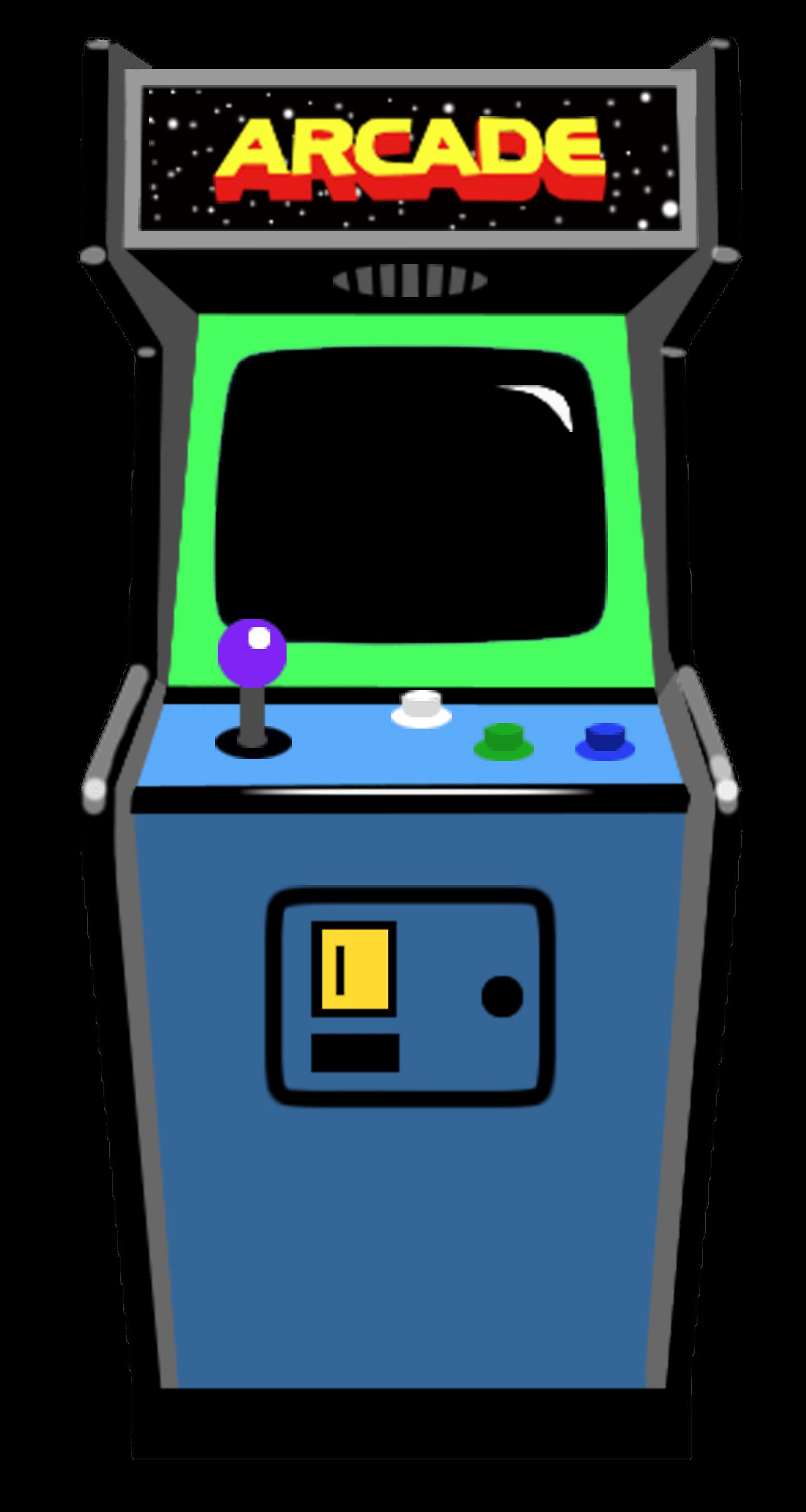 Game clipart arcade game #4