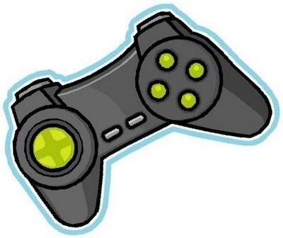 Controller clipart computer game Game Art Free Art Games
