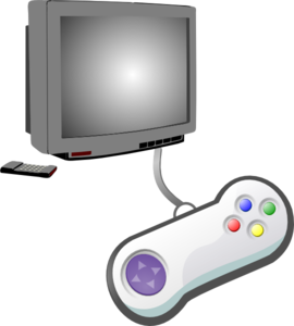 Video Game clipart electronic game Clip  Play online Clip