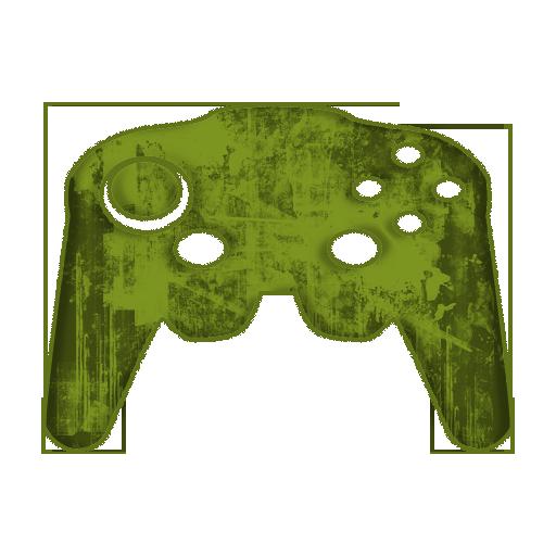 Controller clipart green Controller Video » Game #045171