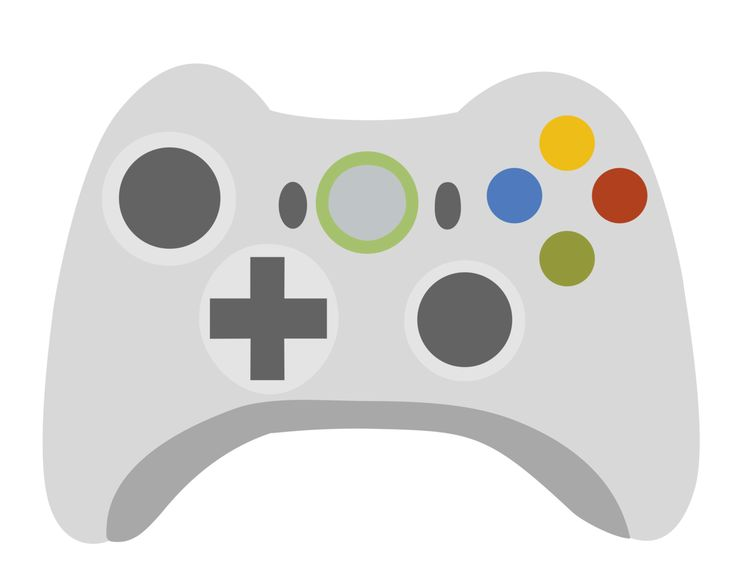 Controller clipart xbox one controller Cliparts · Zone Remote Video
