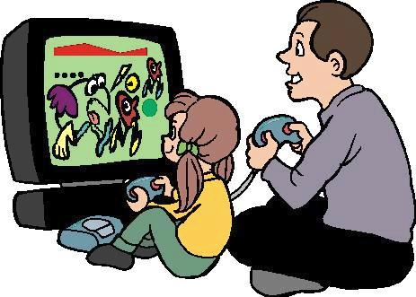 Video Game clipart vedio  Video game clipart bad