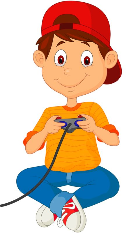 Video Game clipart sedentary Whimsical more Clipart Find on