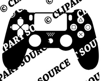 Video Game clipart viedo Sony Etsy games; playstation consoles