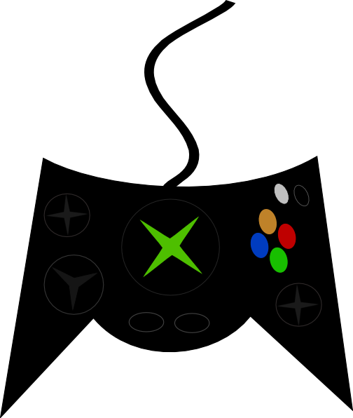 Controller clipart old school Xbox image Download com