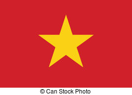 Vietnam clipart vietnam war Flag Vector   1