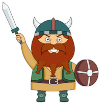 Viking clipart Kb Pictures Vikings With And