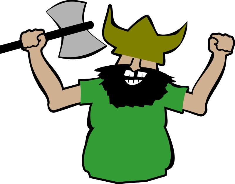 Viking clipart Art Viking Use Vikings Art