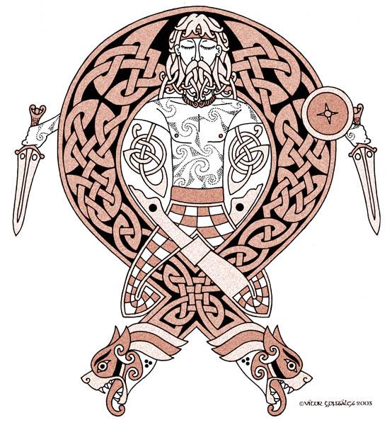 Celtic Warriors clipart vikings Twistedstrokes deviantart @deviantART by deviantart