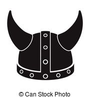 Viking clipart helm Illustration of Hats on in