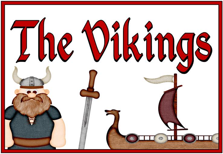 Viking clipart ks2 The Treetop VIKINGS display KS2