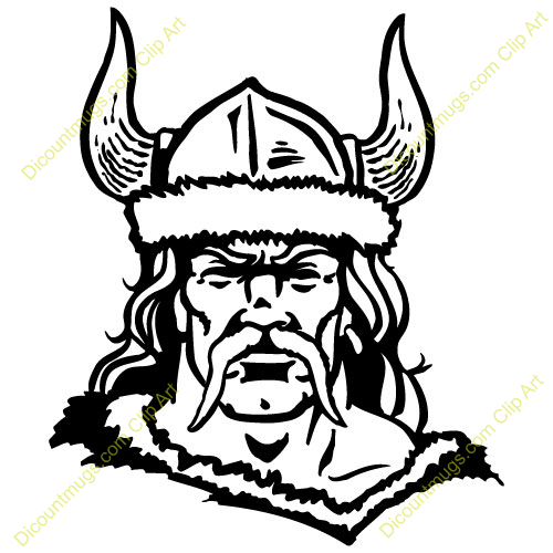 Horns clipart vikings #15