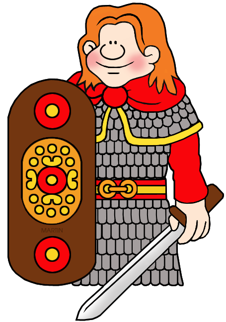 Viking clipart phillip martin Soldier by Celtic Celts Soldier