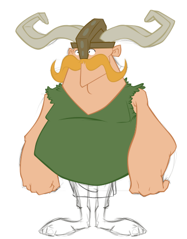 Viking clipart silly SILLY on PROCESS pensado mejor