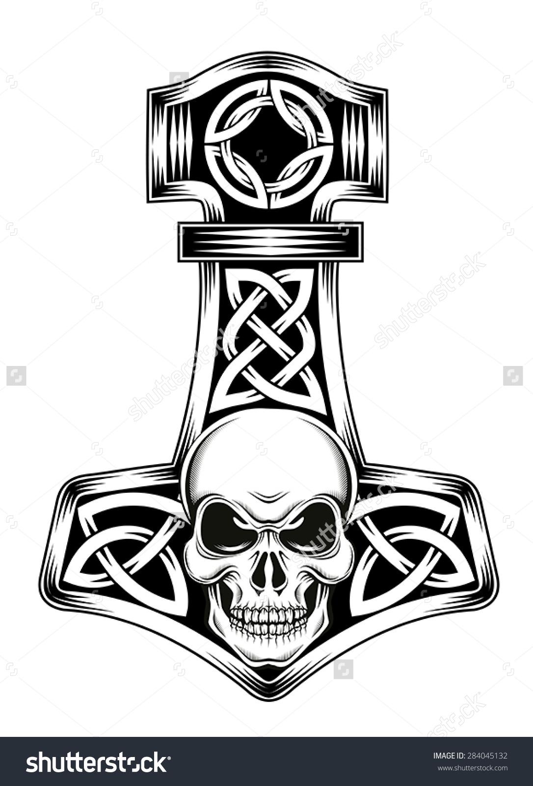 Celtic Warriors clipart vikings Vectors &  Clip Stock