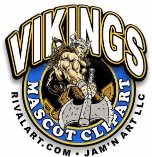Viking clipart viking head Clipart Rivalart on Viking com