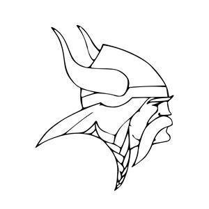 Viking clipart viking head Eps  download emf cliparts