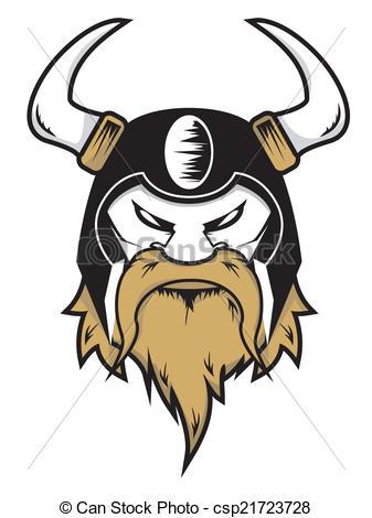 Viking clipart viking head Illustration  Head csp21724155 Clipart