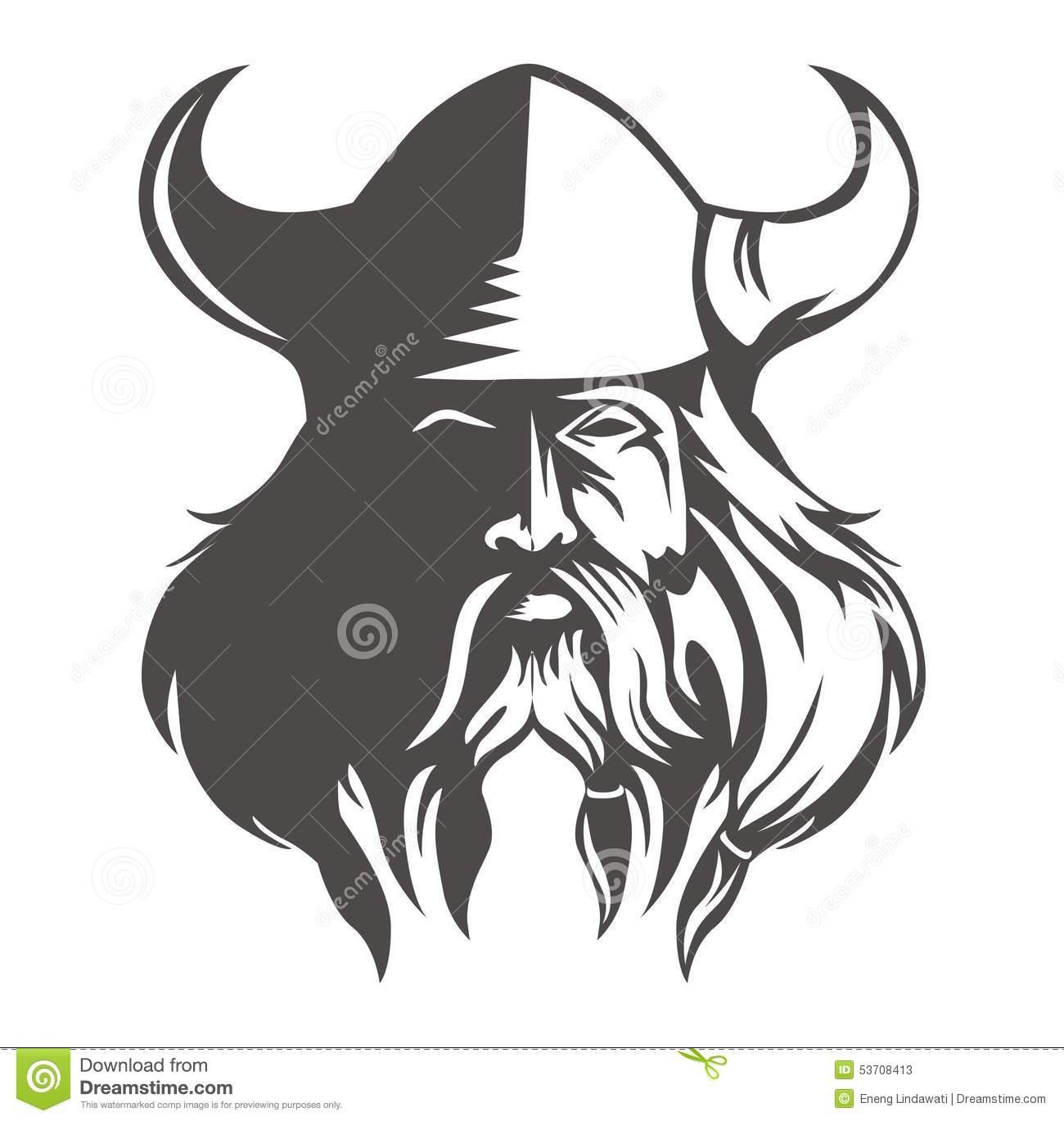 Viking clipart viking head Stock Stock Stock (2 (2