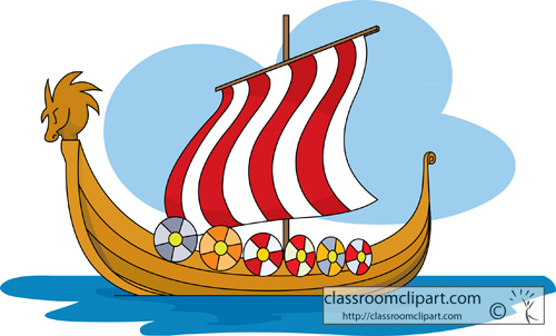 Clipart clipart vikings vikings ship