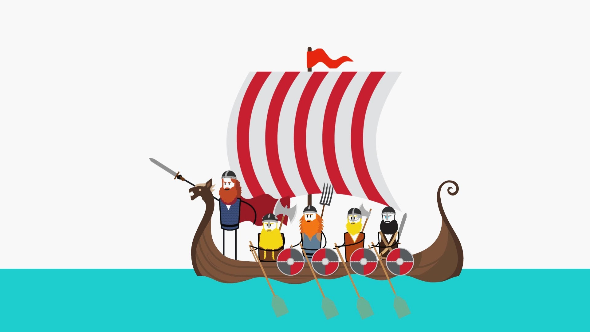 Viking Ship clipart vicious Fun Facts to 10 the