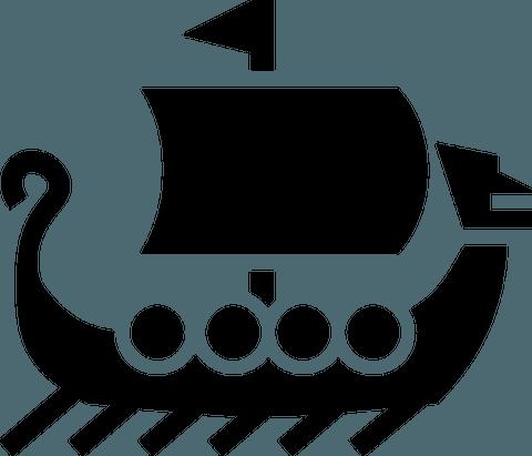Viking Ship clipart vicious Marauders of were period Voices