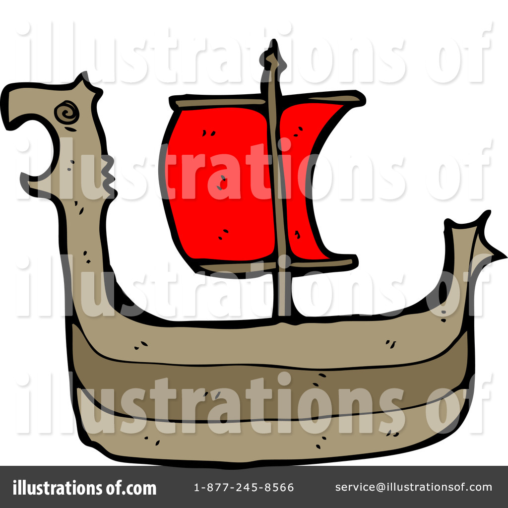 Viking Ship clipart viking boat Viking by (RF) Ship Ship
