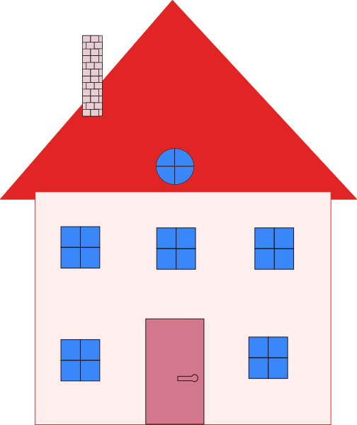 House clipart hause Pucca free art House estate