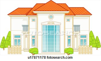 Villa clipart Panda Villa villa%20clipart 20clipart Free