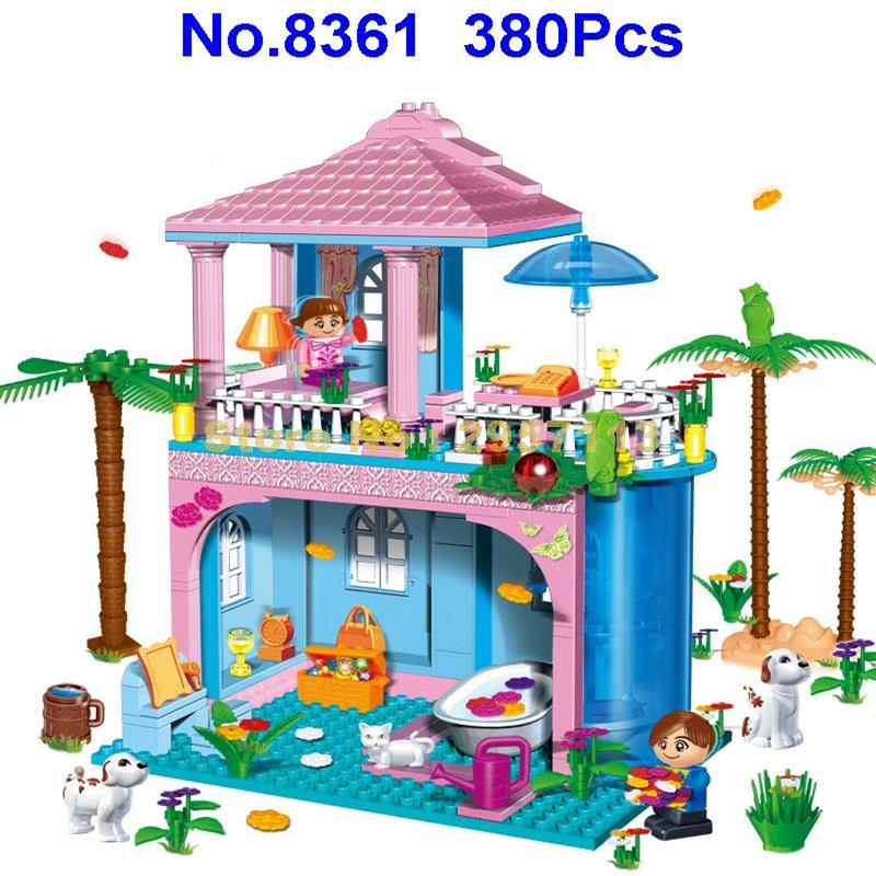 Villa clipart Home Toy( Toy City 8361
