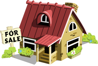 Villa clipart home for sale Sale art for for com