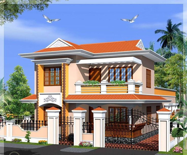 Villa clipart indian house On 111 Indian Pinterest Beautiful