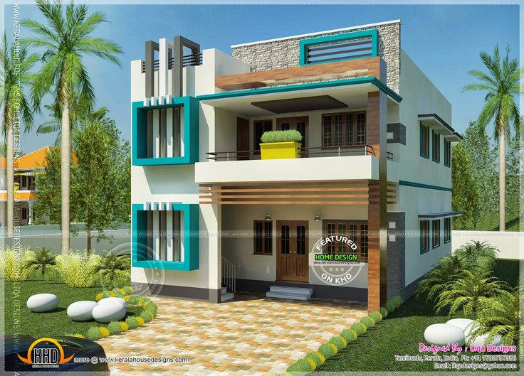 Villa clipart indian house Exsterior House 2016 images on