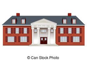 Villa clipart manor Clip Manor Art 185 manor