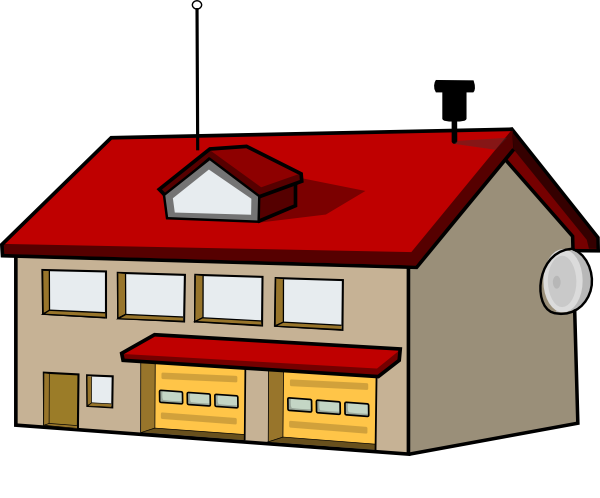 Larger clipart school building Building Buildings Best Clipartion Clipart