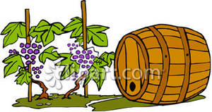 Vineyard clipart Vineyard Wine Grapes Vineyard and