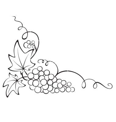 Grape clipart graphic Vineyards Art Grapes Art Find