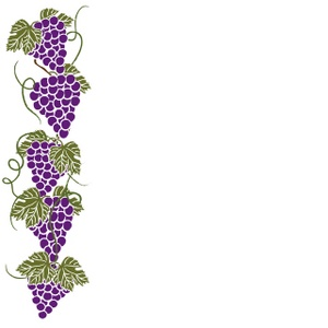 Vineyard clipart grape tree Cluster%20clipart Free Grapes Clipart Wine
