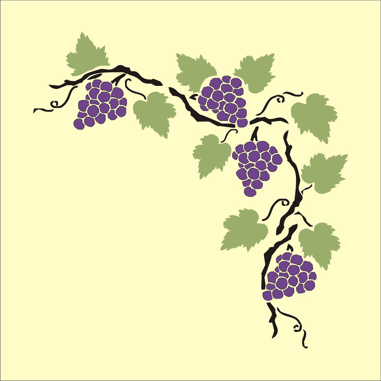 Grape clipart printable Png Pinterest Images Vine >