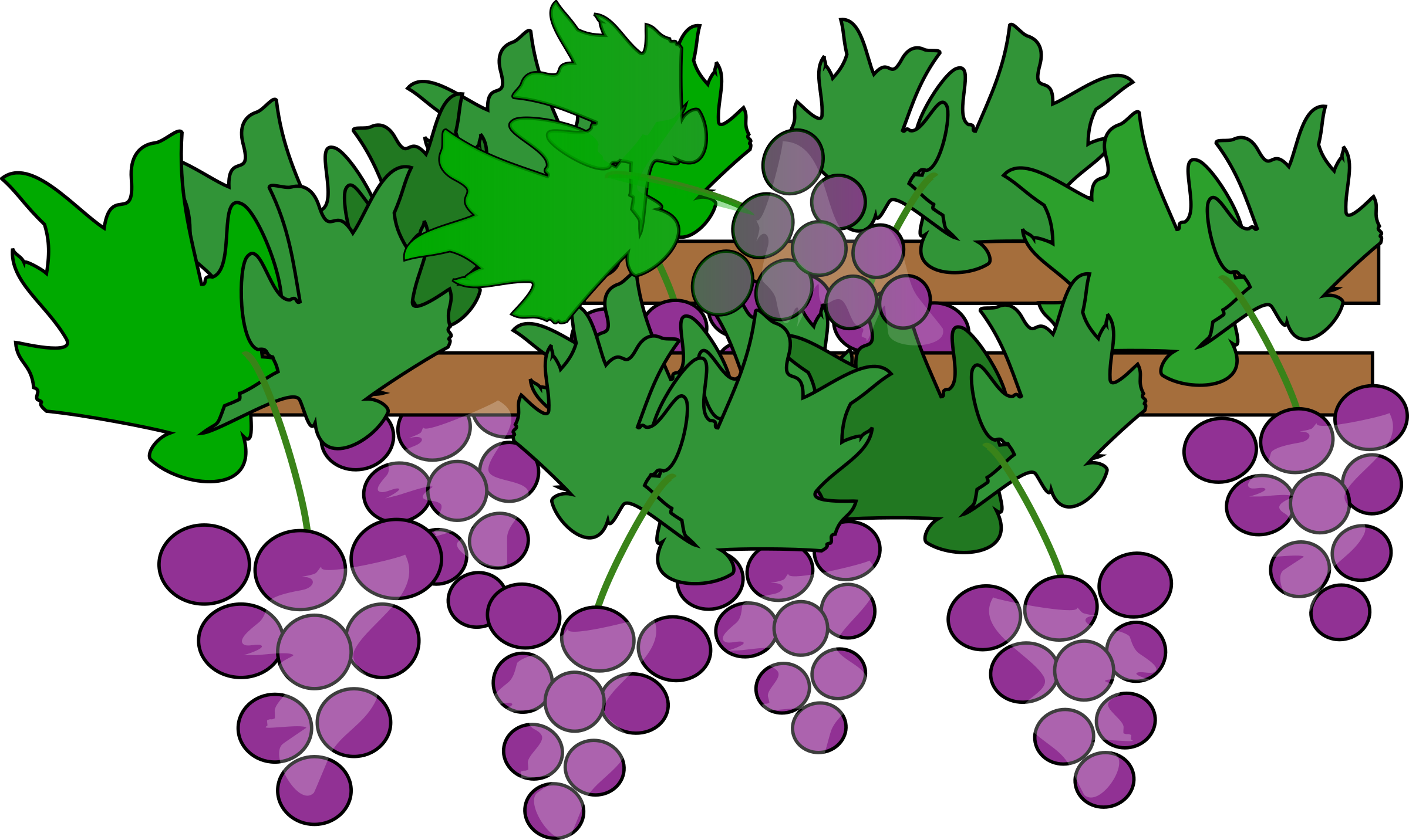 Grape clipart grape tree Wine Clipart Wine Grapes for
