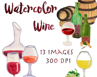 Wine clipart winery Art Lovers Wine art Vineyard