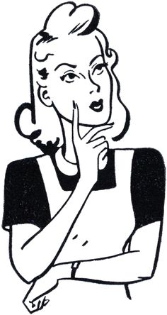 Amd clipart finger And Graphics art Thinker Quirky