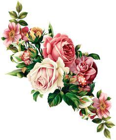 flowers vector http://papirolascoloridas blogspot
