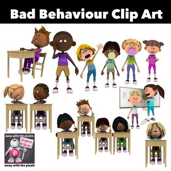 Violence clipart bad behaviour Clip Back 9 to Art