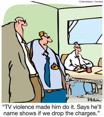 Violence clipart bad behaviour 1 Cartoons  of Comics