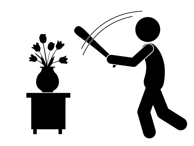 Violence clipart Pictogram Free Person  material