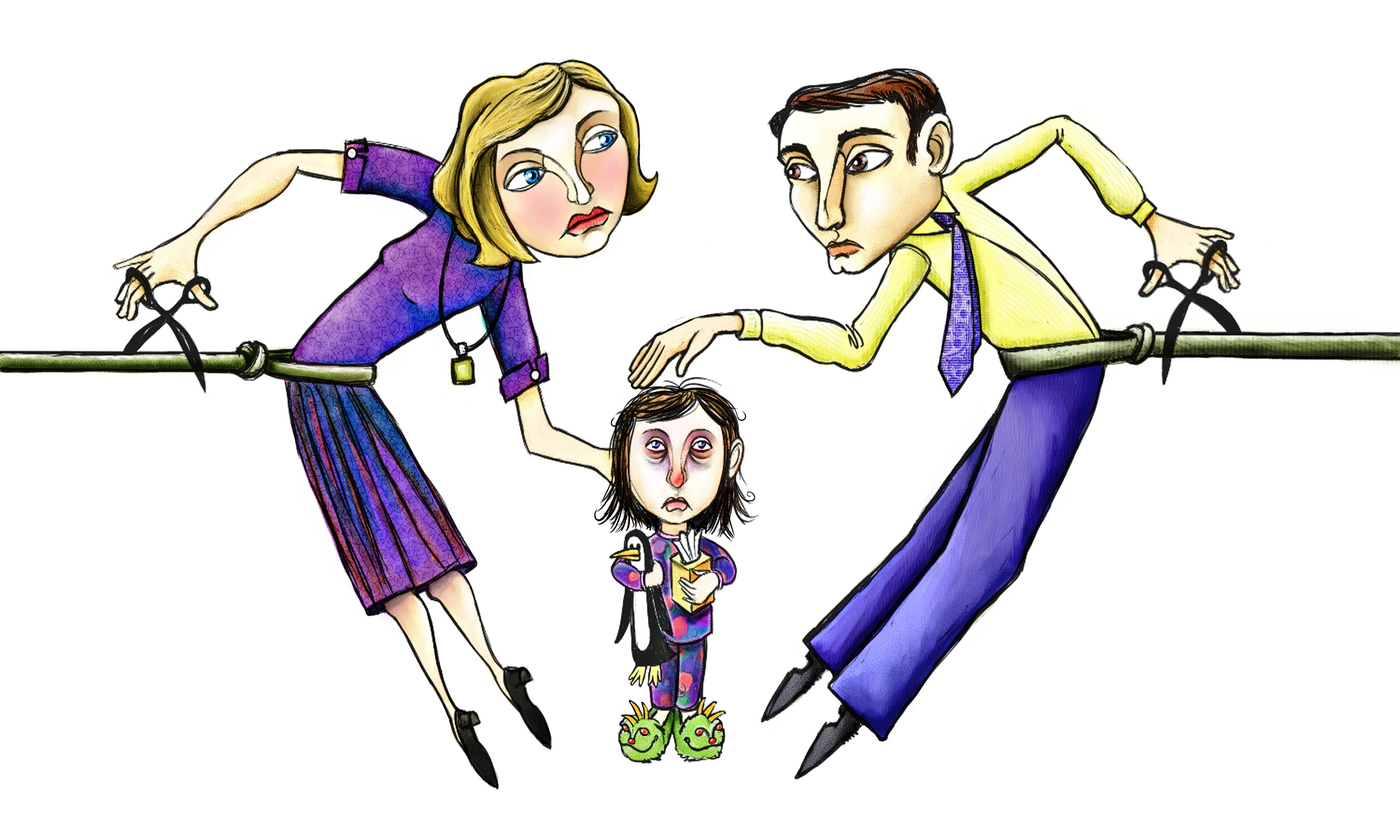 Violence clipart bad person LinkedIn Child Over Protective Potential