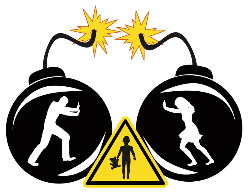 Violence clipart domestic violence Of and Pictures Divorce Free