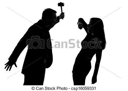 Violence clipart domestic violence Violence Clip domestic Art Violence