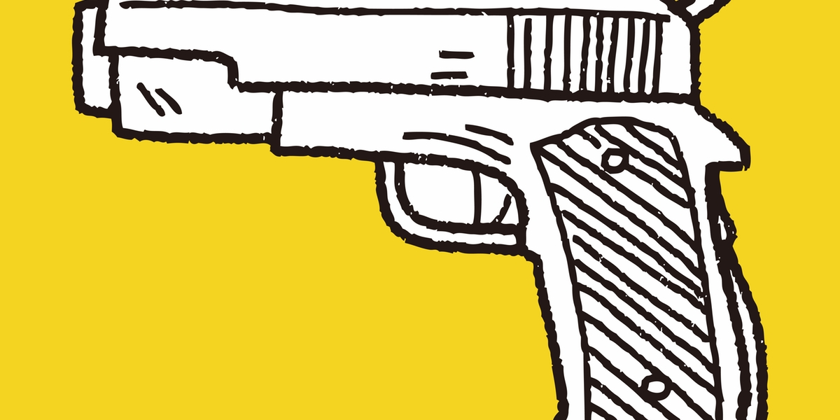 Violence clipart handgun In Gun  Over Education